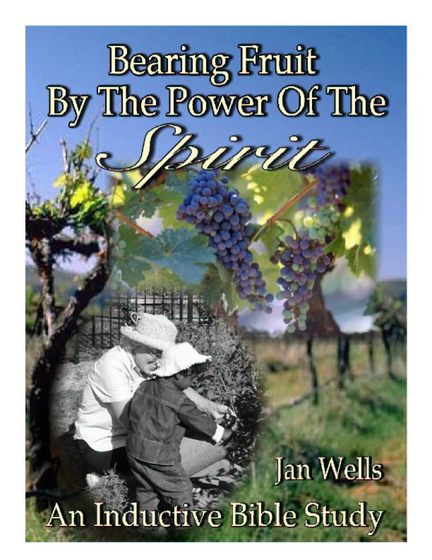 Bearing Fruit by the Power of the Spirit